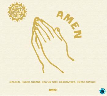Kuami Eugene – Amen ft. Medikal, DarkoVibes, Kwesi Arthur & Kelvyn Boy